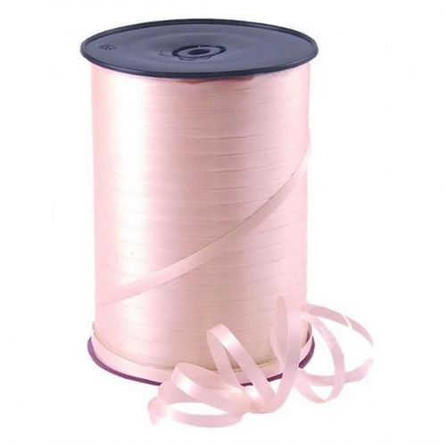 Pink Curling Balloon Ribbon - 500m (each)